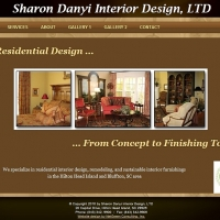 Sharon Danyi Interior Design, Hilton Head Island