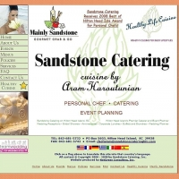 Sandstone Catering, Hilton Head Island